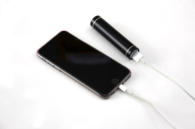 nabíječka na mobil