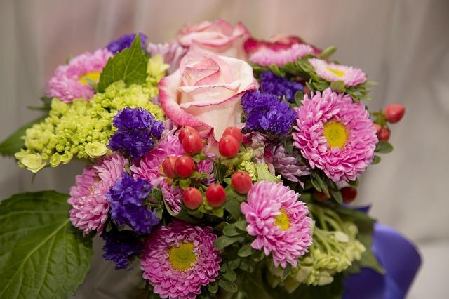 květinový dar