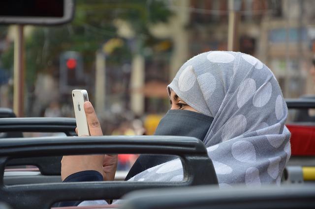 islámská žena
