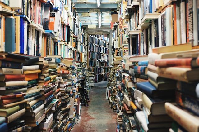 sklad knih